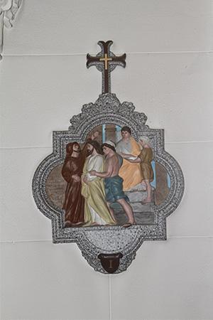 第1留-イエス、死刑の宣告を受ける