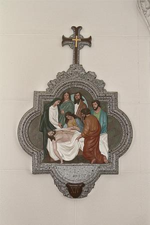 第14留-イエス、埋葬される