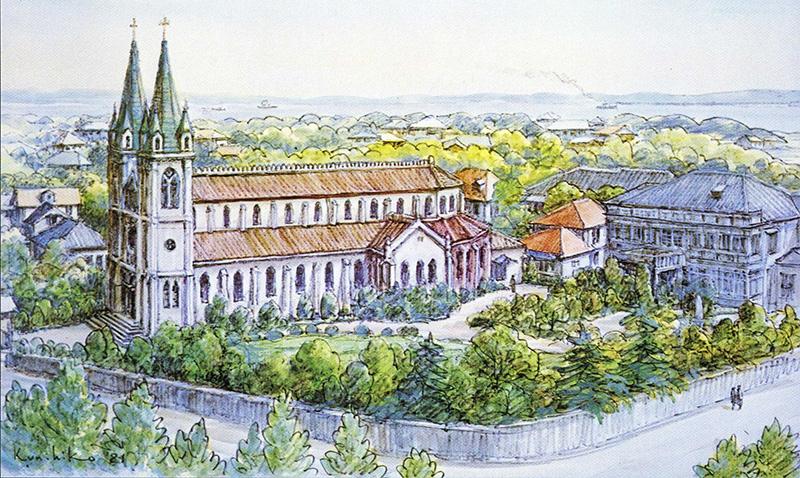 2代目聖堂